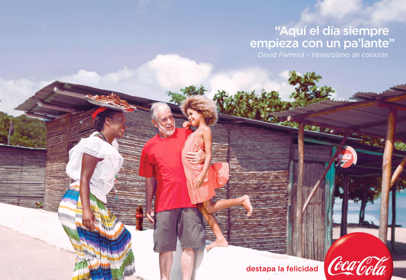 Campaña Encuentros Coca-Cola