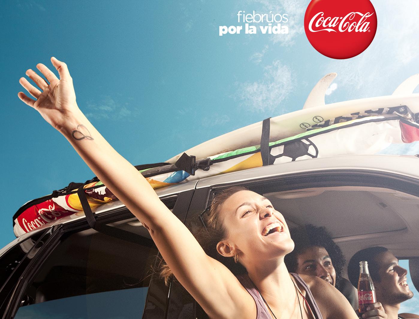 Campaña Fiebrúos Coca-Cola